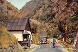 Espagne - Catalogne - Pireneos De Lérida - La Vallée D'Aran - Poste Frontière Dans Pont Du Roi - Douanes - Lérida