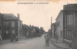 BOURG BEAUDOIN - La Grande Rue - France