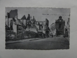 Wavre, Rue Haute Vers L'Hôtel De Ville - Wavre