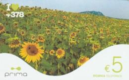 PREPAID PHONE CARD ITALIA  (PM1350 - GSM-Kaarten, Aanvulling & Voorafbetaald