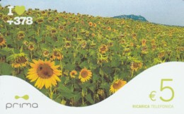 PREPAID PHONE CARD ITALIA  (PM1351 - GSM-Kaarten, Aanvulling & Voorafbetaald
