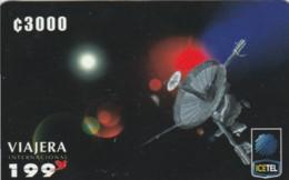 PREPAID PHONE CARD COSTARICA  (PM1475 - Costa Rica
