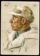SOLDAT ALLEMAND - OBERST KARL LOWRICK - ILLUSTREE PAR W.WILRICH - Weltkrieg 1939-45