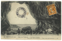 LA POINTE DU RAZ Baie Des Trépassés - Cachet Ambulant  Audierne A Douart ( 111837) - La Pointe Du Raz