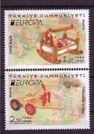 2015 TURKEY EUROPA - OLD TOYS MNH ** - Nuevos