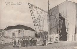 Martyrs De La Science ( Le Pax) La Nacelle - - Aeronaves