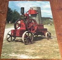1912 'Victoria' 7 Hp Petrol Stationary Engine ~ Chalk Pits Museum - Postcards