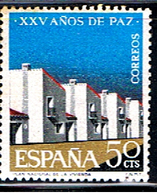 (3E 542) ESPAÑA  // EDIFIL 1579 // Y&T 1231 // 1964 - 1931-Aujourd'hui: II. République - ....Juan Carlos I