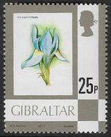 Gibraltar SG386 1977 Definitive 25p Unmounted Mint [39/32004/2D] - Gibraltar