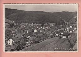 OUDE POSTKAART ZWITSERLAND - SCHWEIZ -   TEUFENTHAL - OBERDORF - AG Argovie