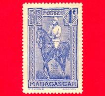MADAGASCAR - Nuovo - 1939 - Generale Joseph-Simon Gallieni - 1 - Madagaskar (1889-1960)