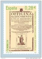 ESPAÑA 2005 - FARMACIA ESPAÑOLA  - Edifil Nº 4153 - YVERT 3733 - Medicina