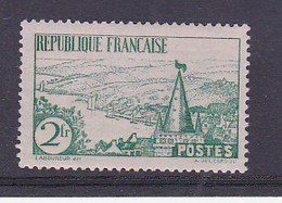 N°301** NEUF SANS  CHARNIERE - RECTO-VERSO PARTIEL - France