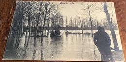 France ~ The Great Flood ~ January 1910 - France