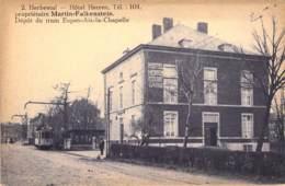 Herbestal - Hôtel Herren - Dépôt Du Tram Eupen-Aix-la Chapelle . Prop. Martin-Falkenstein. - Lontzen