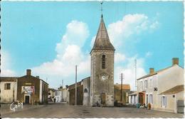 ILE DE NOIRMOUTIER L' EPINE L' Eglise - Ile De Noirmoutier