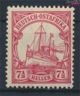 Deutsch-Ostafrika 32b Postfrisch 1906 Schiff Kaiseryacht Hohenzollern (9290591 - Kolonie: Deutsch-Ostafrika