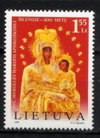 LITUANIE LIETUVA 2008, Vierge, 1 Valeur, Neuf / Mint. R1783 - Litauen