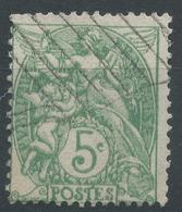 Lot N°46506  N°111, Oblit Drapeau - 1900-29 Blanc