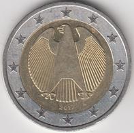 Duitsland 2 Euro   2017  A   Circulatie - Duitsland