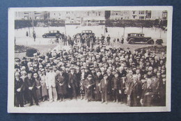 Cpa/pk Knokke Knocke 1937 Dag Der Ouderlingen Groote Markt - Knokke
