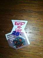Magnet Gaulois Departement Nouvelle Série 28 EURE ET LOIR Chartres - Magnets