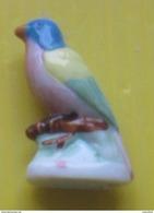 Fève - Succa - Les Oiseaux - Le Diamant  - Réf AFF 1999 43 Bis - Oiseau - Animaux