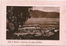 W1861 Villa San Giovanni (Reggio Calabria) - Panorama Con Veduta Del Porto - Navi Ships Bateaux / Viaggiata - Other Cities