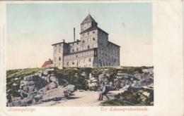 AK - RIESENGEBIRGE - Schneegrubenbaude 1910 - Tschechische Republik