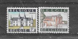 België 1967 Y&T N° 1423/24 ** - Belgique