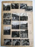 16 PHOTOGRAPHIE : BARJOLS FETE DES TRIPETTES SAINT-MARCEL BENEDICTION DU BOEUF 83 VAR NOEL LE BOYER - Barjols