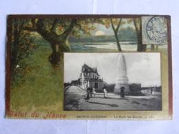 CPA (76) Seine Maritime - Salut Du Havre - Sainte Adresse - Le Pain De Sucre - Sainte Adresse