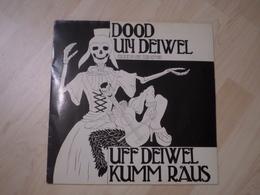 Dood Un Deiwel. Folk, Blues Und Anner Zeusch Aus'm Ried: Uff Deiwel Kumm Raus - Country & Folk