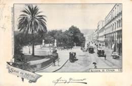 Saluti Da Napoli - Rivera Di Chiaja 1898 AKS - Gruss Aus.../ Grüsse Aus...