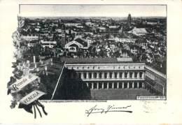 Ricordi Di Venezia - Panorama 1898 AKS - Gruss Aus.../ Grüsse Aus...