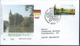 Germany. Scott # 2683 FDC. Unesco. Joint Issue With Poland 2012 - Joint Issues