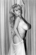 REPRODUCTION  LOT DE  4 PHOTOS NU NACKT NUDE  FEMME  NUE GROS SEINS  FORMAT  10 X 15 CM - Beauté Féminine (1941-1960)