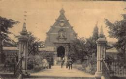 Bruxelles. Hôpital Militaire (La Chapelle) (1921) Post Militaire. - Gezondheid, Ziekenhuizen