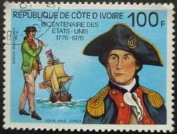 COTE D'IVOIRE N°409 Oblitéré - Ivoorkust (1960-...)
