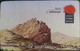 Telefonkarte Griechenland - 11/02 - Landschaft - Aufl. 500000 - Greece