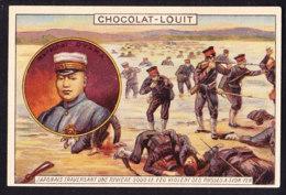 CHROMO Chocolat LOUIT Frères  Guerre Russo Japonaise  Marechal Oyama - Louit
