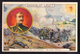 CHROMO Chocolat LOUIT Frères  Guerre Russo Japonaise  General Pflug Vafangou Japan Russia - Louit