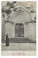 CPA 34 Carte Photo Lamalou Les Bains Chapelle De Lamalou Le Haut - Lamalou Les Bains