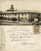 Southern Rhodesia, BULAWAYO, Post Office And Municipal Buildings (1923) Postcard - Zimbabwe