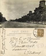 Southern Rhodesia, BULAWAYO, Main Street North (1923) Postcard - Zimbabwe
