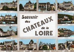 42 -LOIRE -- SOUVENIR Des Châteaux De La LOIRE -. - Non Classés