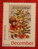Santa Claus Kerstman XMAS Noel Persoonlijke December Zegel POSTFRIS / MNH ** NEDERLAND / NIEDERLANDE / NETHERLANDS - Personalisierte Briefmarken