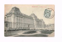 Le Palais Royal.Expédié à Stavelot. - Monuments