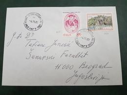(26789) STORIA POSTALE ITALIA 1982 - 6. 1946-.. Repubblica