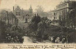 New Zealand CHRISTCHURCH, Municipal Buildings, Gas Company, Clarendon Hotel 1905 - New Zealand